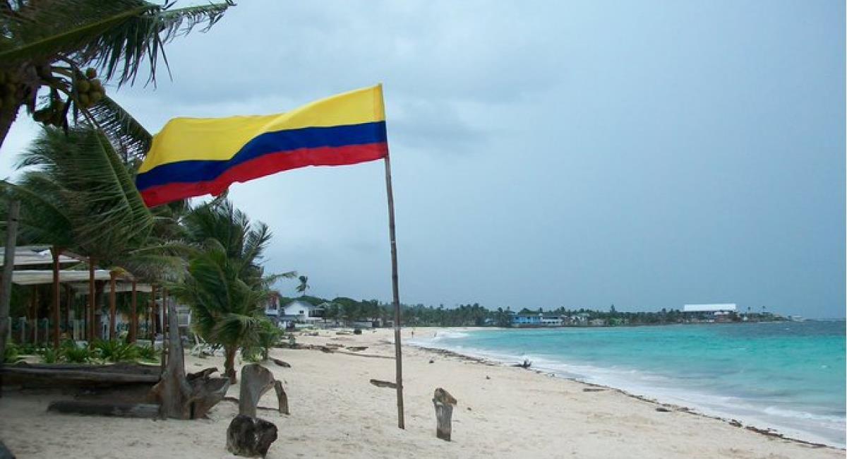Nicaragua reclama por supuestas violaciones de derechos soberanos y espacios marítimos. Foto: Twitter @colombia_hist