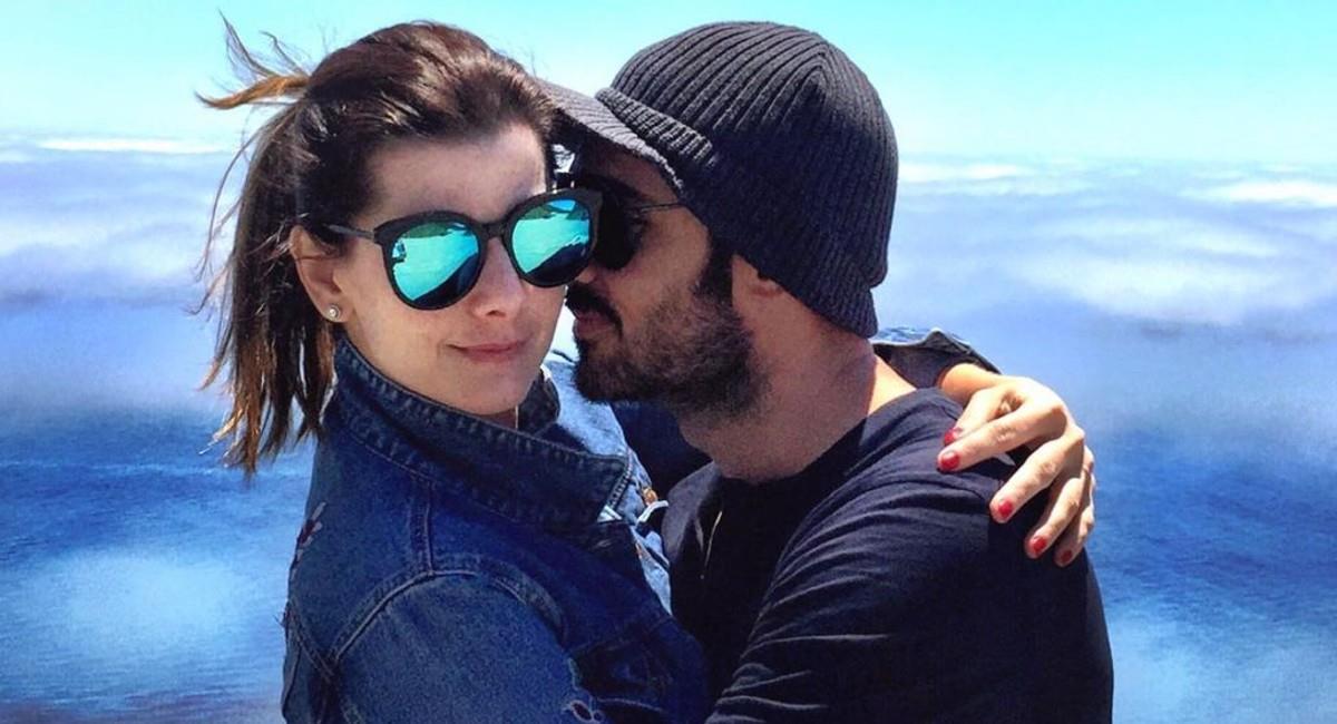 La pareja tampoco se pronunció en este fecha con dedicatorias. Foto: Instagram