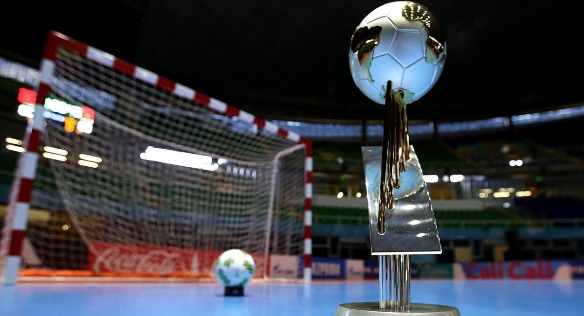 Así se jugarán los octavos de final del Mundial de Futsal. Foto: UEFA