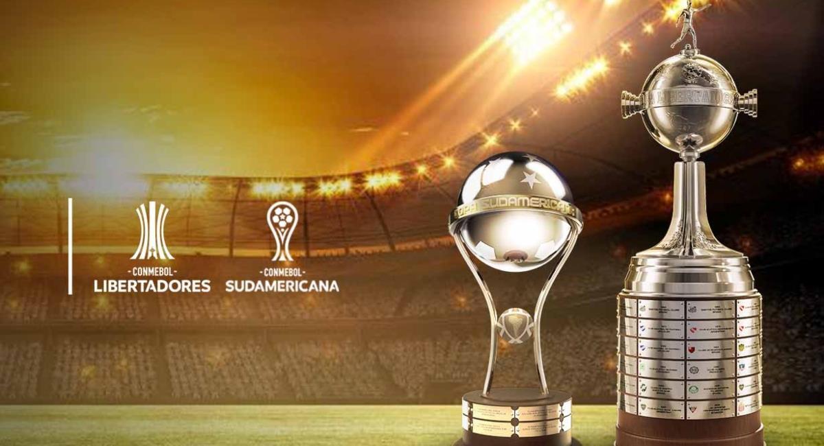 La Copa Libertadores y la Copa Sudamericana vuelven con las semifinales. Foto: Conmebol