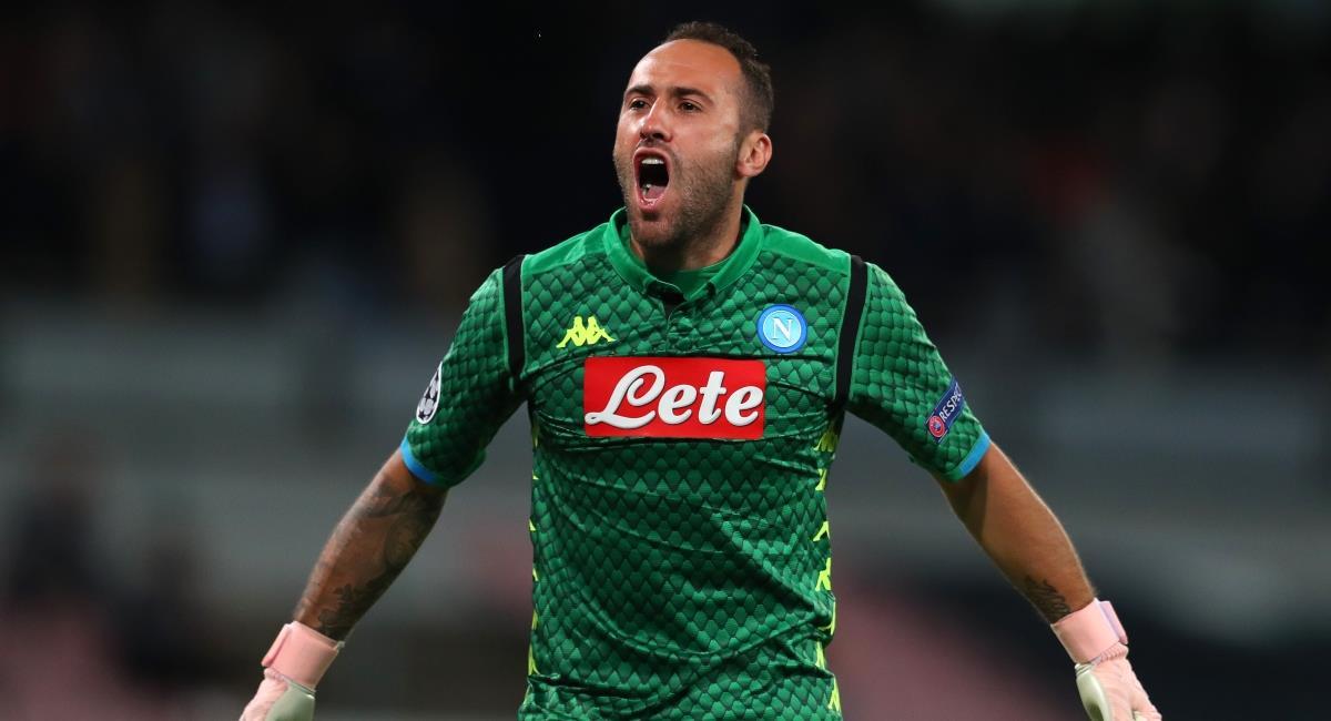 Nueva victoria del Napoli que con Ospina en el arco no sabe que es perder. Foto: Getty Images