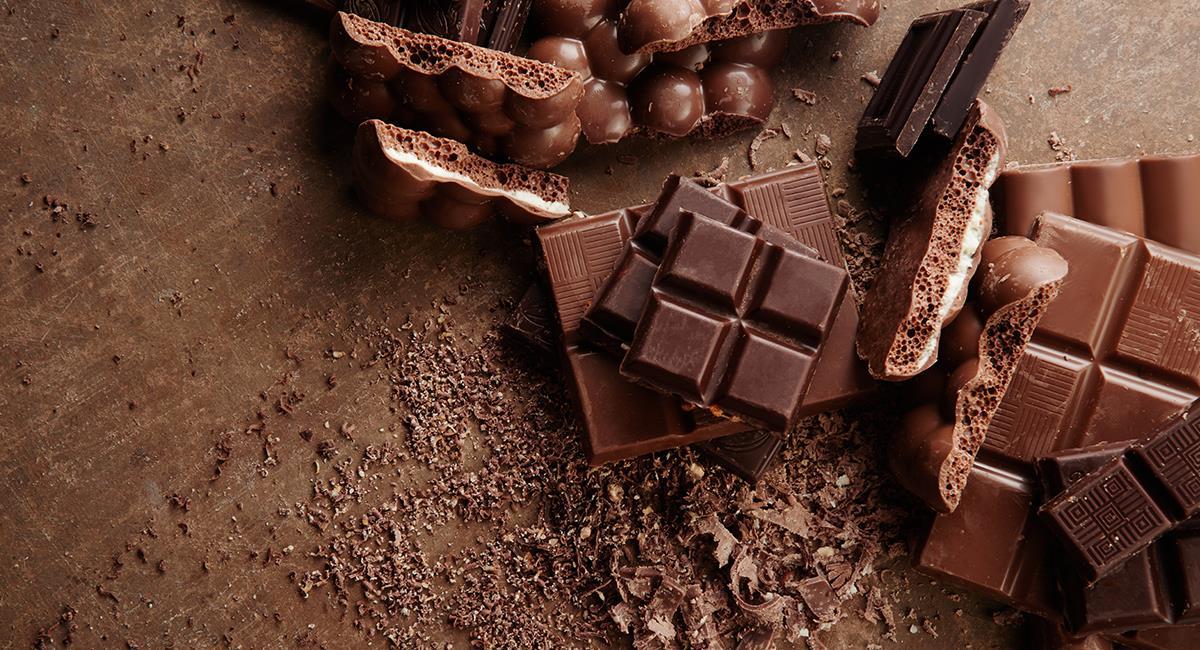 6 increíbles cosas que suceden en tu cuerpo cuando comes chocolate. Foto: Shutterstock