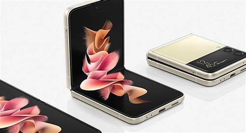Smartphone Galaxy Z Flip 3