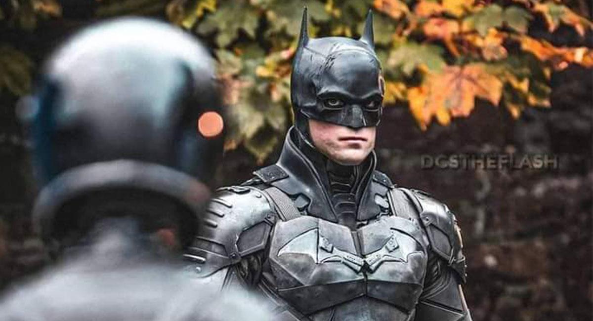Robert Pattinson dará vida a una nueva versión de Batman. Foto: Twitter @IGEEK60287867