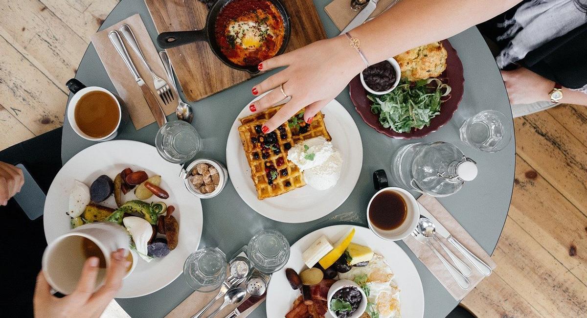 Si visitas Estados Unidos, no puede dejar de probar esta comida gourmet. Foto: Pixabay