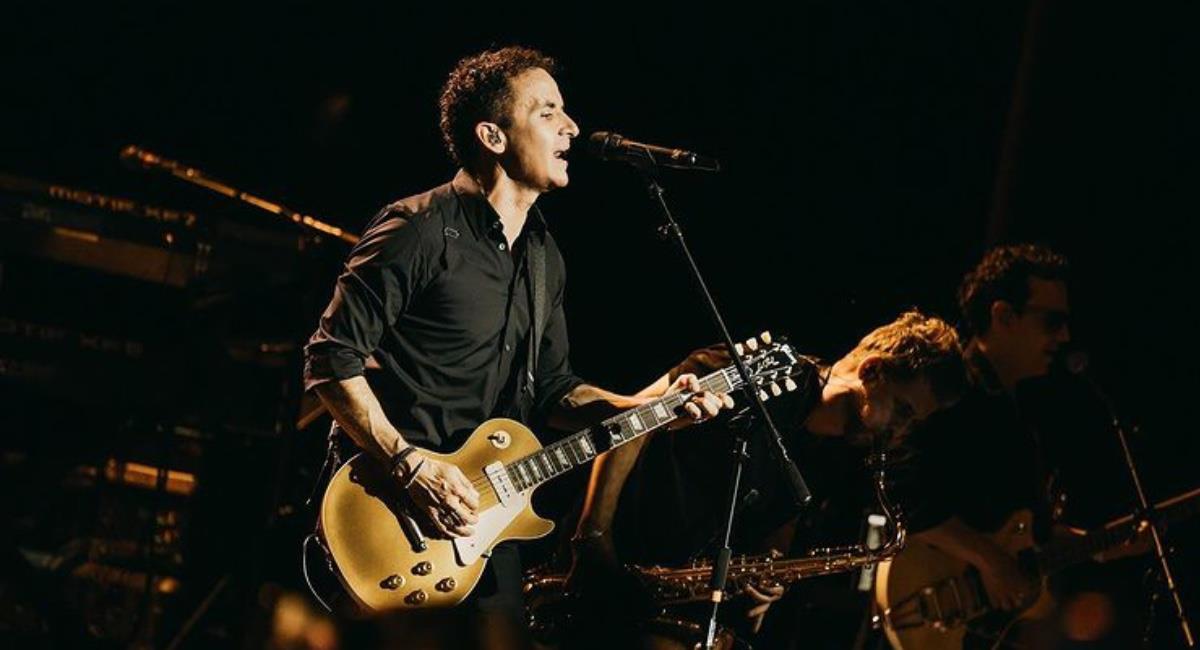 El cantante regresa a los escenarios europeos. Foto: Instagram @fonsecamusic.