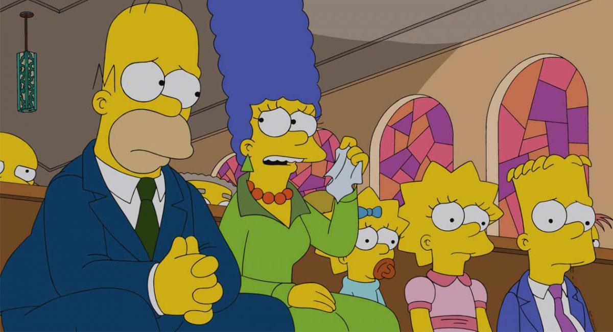 """""""Los Simpson"""" era una de las series más vistas de la televisión latinoamericana. Foto: Twitter @TheSimpsons"""