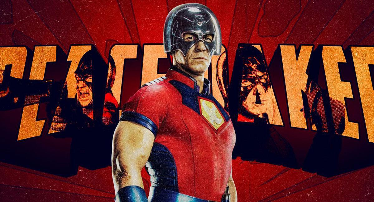 John Cena volverá a darle vida a 'Peacemaker' en la nueva serie para HBO Max. Foto: Twitter @SuicideSquadWB