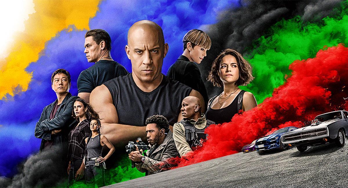 """""""Rápidos y Furiosos 9"""" se estrenó en este 2021. Foto: Twitter @TheFastSaga"""