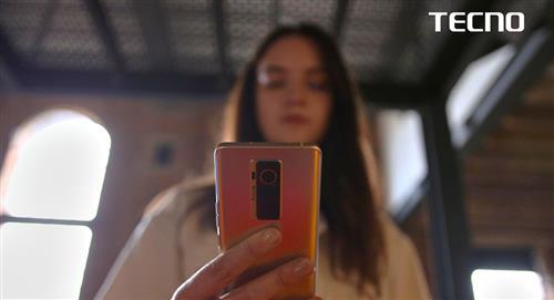 PhantomX, el 'smartphone' con diseño único, cámara 'bestial' y sin bordes 3D