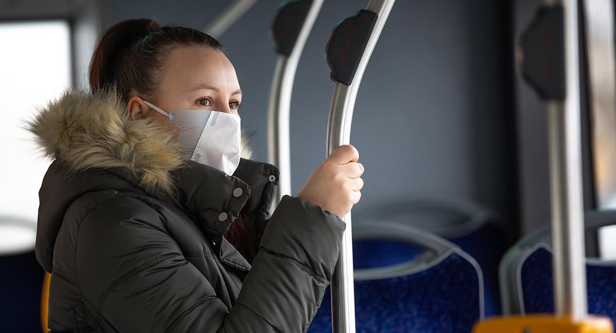 Las claves para mitigar el contagio de la COVID-19 en el transporte público. Foto: Shutterstock