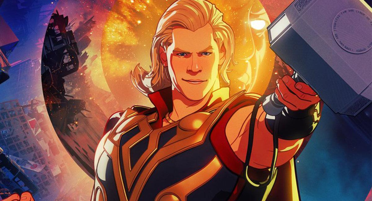 "Thor será el protagonista del nuevo episodio de ""What If?"". Foto: Twitter @whatifofficial"