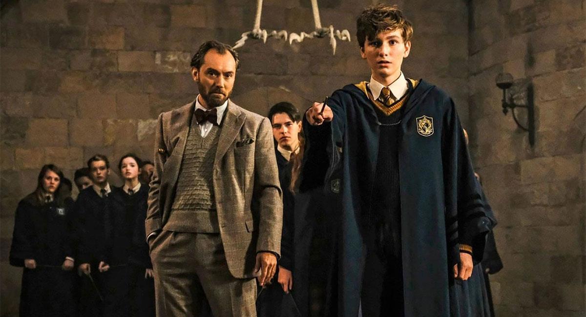 """""""Animales Fantásticos"""" espera seguir ampliando la historia de Harry Potter. Foto: Twitter @AFYDEpelicula"""