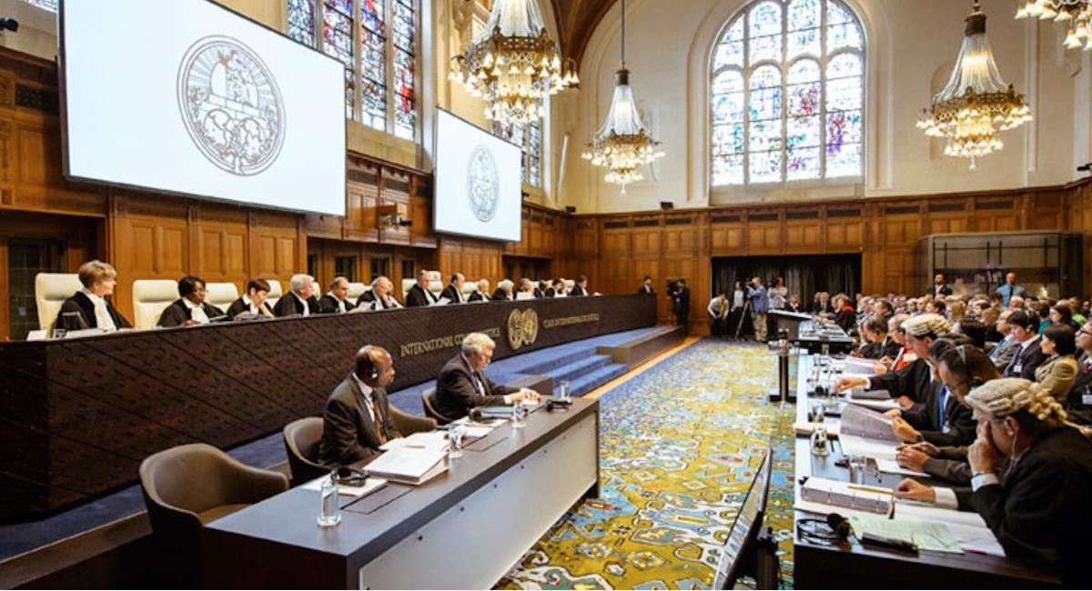 Colombia dice que la demanda de Nicaragua no tiene fundamento. Foto: Corte Internacional de Justicia