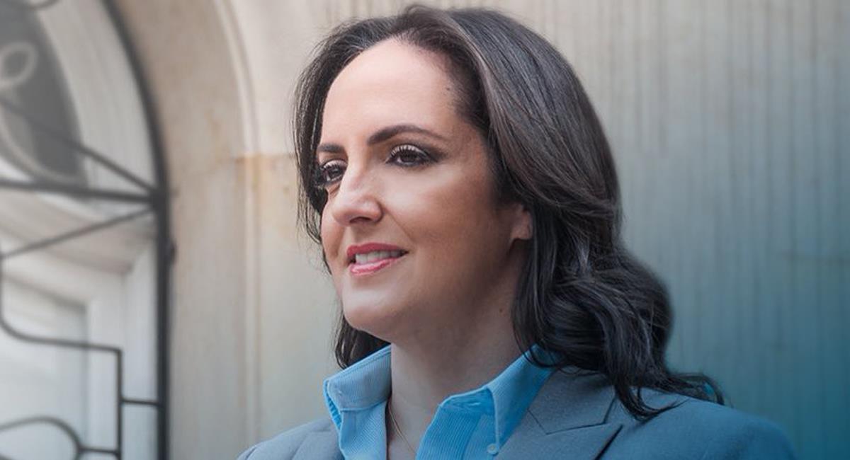 María Fernanda Cabal es una de las fichas del Centro Democrático con más fervor derechista. Foto: Twitter @MariaFdaCabal