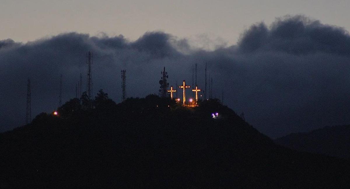 """El 'Demonio' estuvo primero en Cartagena, pero fue """"exorcizado"""" por frailes. Foto: Twitter @OrgulloCaleno"""