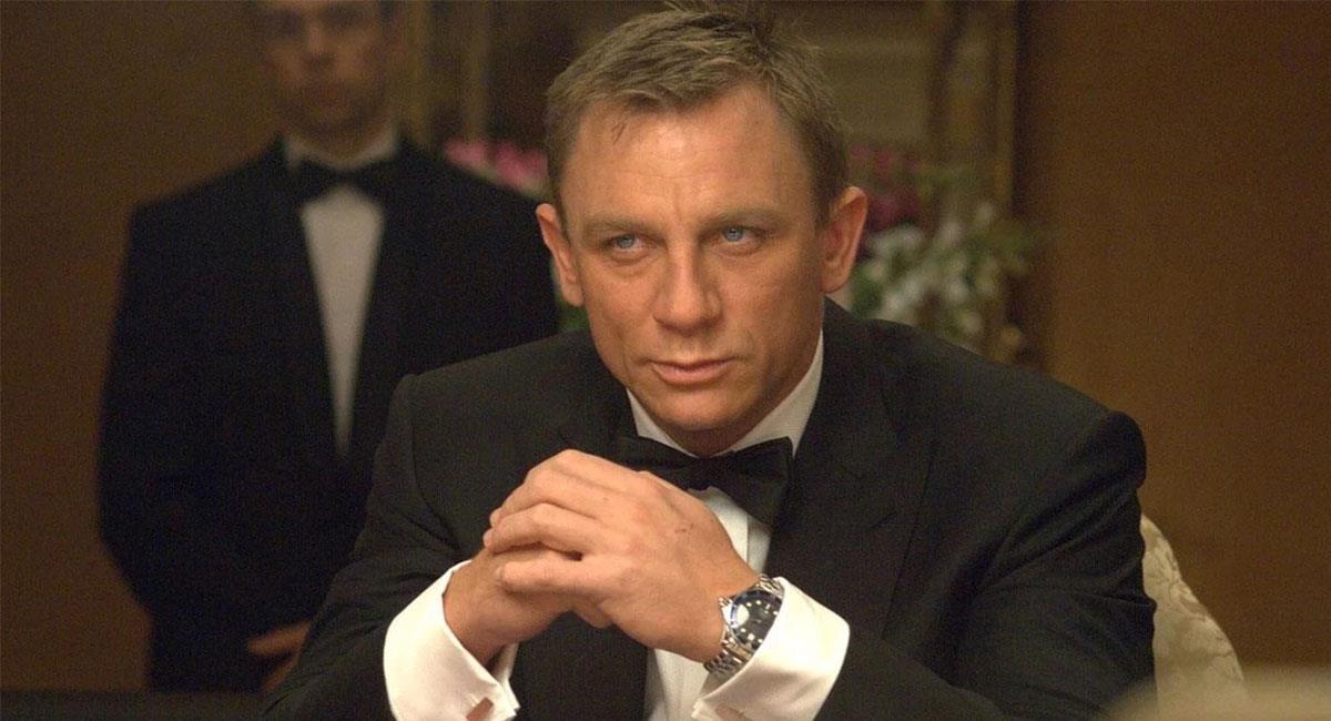 "Daniel Craig dejará de ser James Bond tras ""No Time to Die"". Foto: Twitter @007"