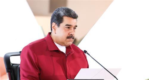 Maduro acusa a Duque de conspirar contra el diálogo de Venezuela