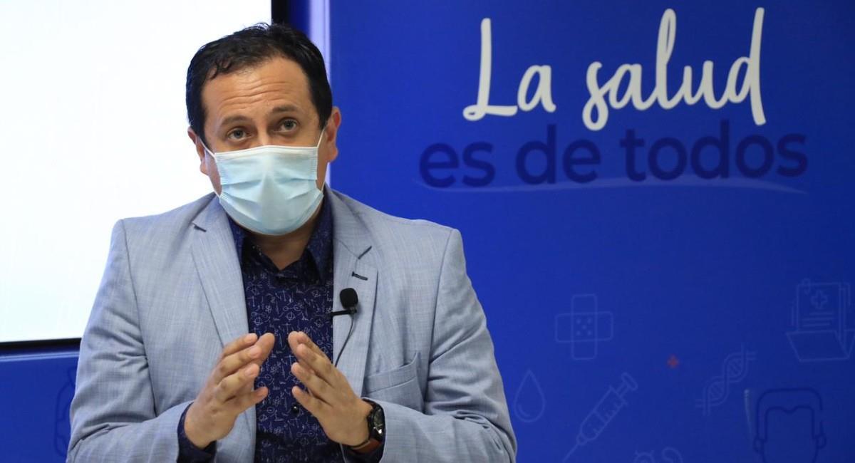 EPS deberán realizar pruebas COVID a personas vacunadas. Foto: Ministerio de Salud.