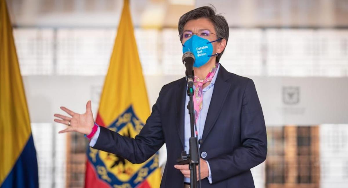 Aforo aumenta un 25% para eventos en Bogotá. Foto: Alcaldía de Bogotá