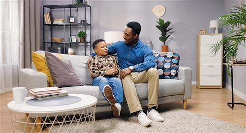 5 formas de conectarte con tus hijos, si son pequeños