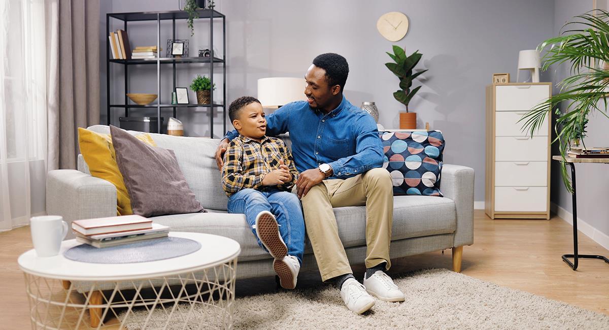 Tips para padres: 5 formas de crear una conexión con tus hijos. Foto: Shutterstock