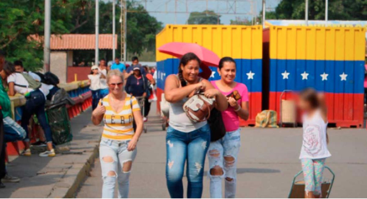 EE.UU enviará ayuda humanitaria a venezolanos en Colombia. Foto: Presidencia de Colombia