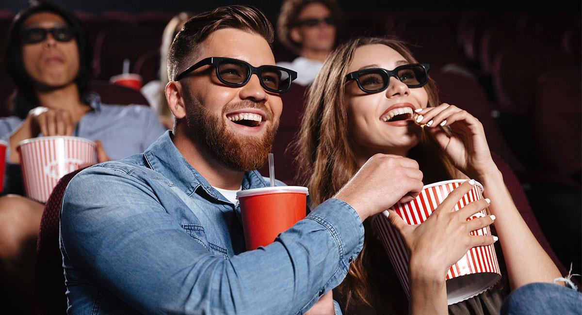 El cine en Colombia ha empezado a reactivarse luego de la para obligatoria por la COVID-19. Foto: Shutterstock