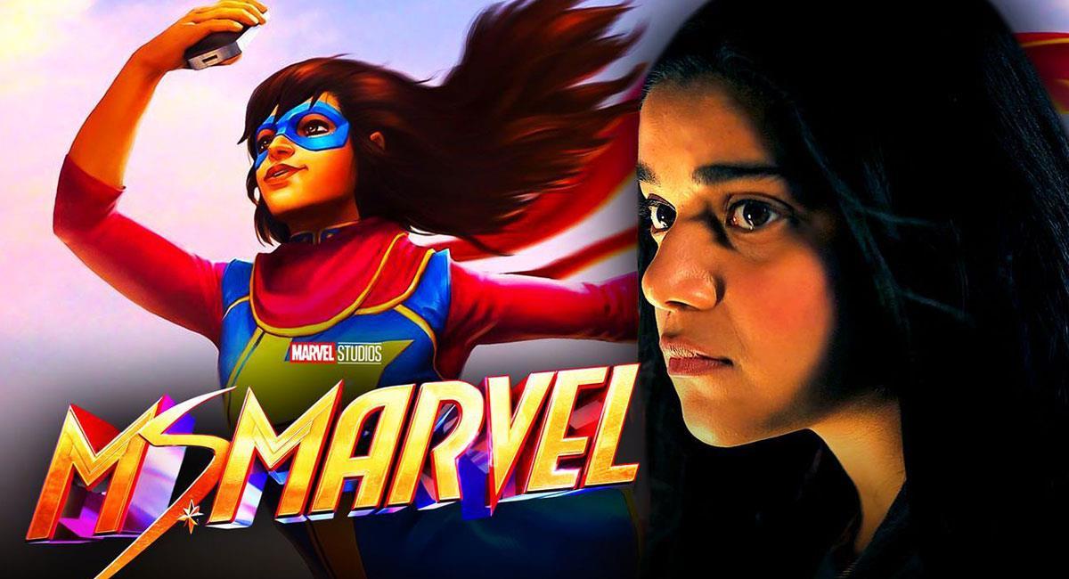 """""""Ms Marvel"""" también tiene planeada una aparición en la cinta de """"The Marvels"""". Foto: Twitter @MCU_Direct"""