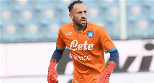 Ospina titular y destacado en una nueva victoria del Napoli
