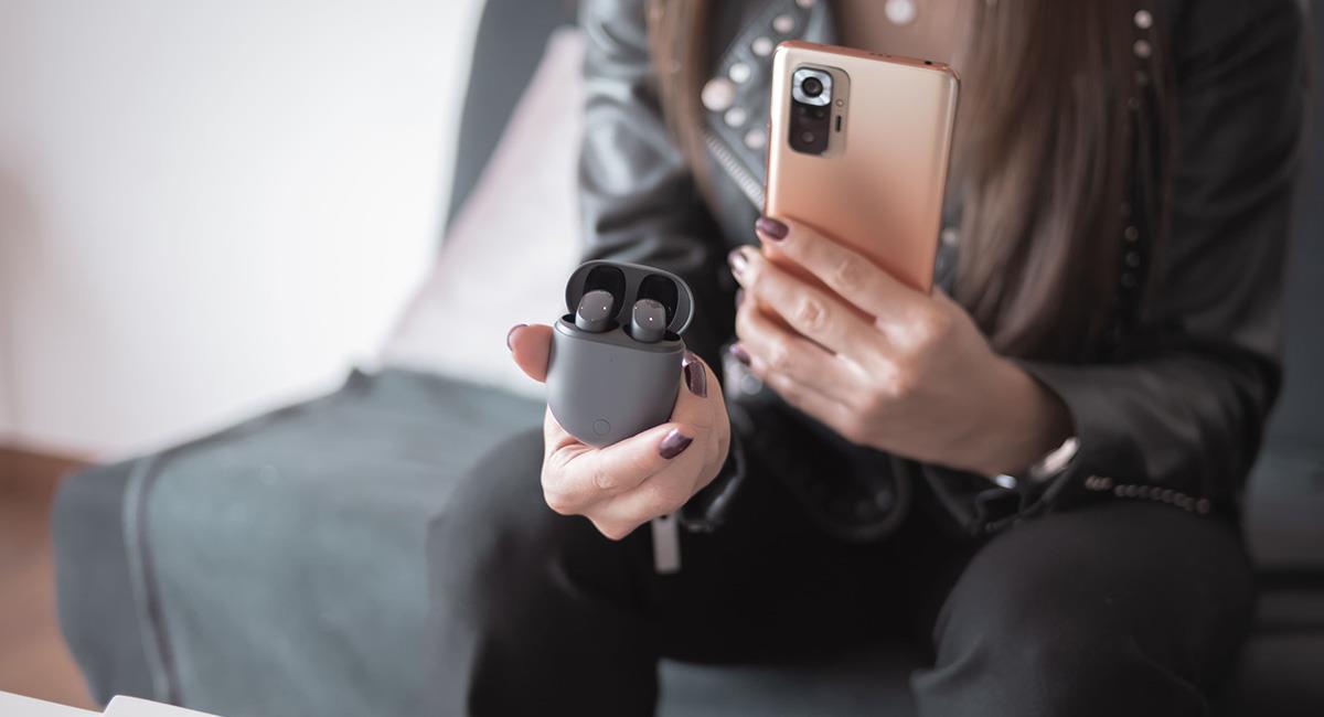 La nueva referencia del Xiaomi Redmi 10 2021 llegó a Colombia y se podrá comprar desde el 24 de septiembre. Foto: Xiaomi