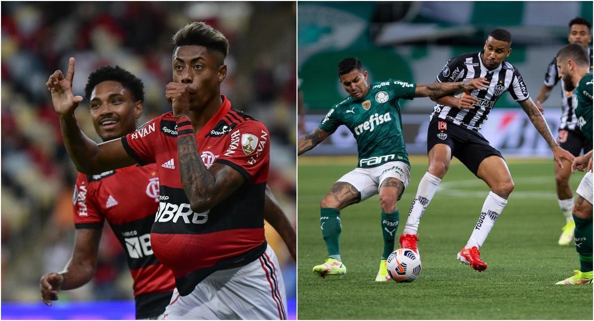 Se disputaron los juegos de ida de las semifinales de la CONMEBOL Libertadores. Foto: Twitter  @Libertadores