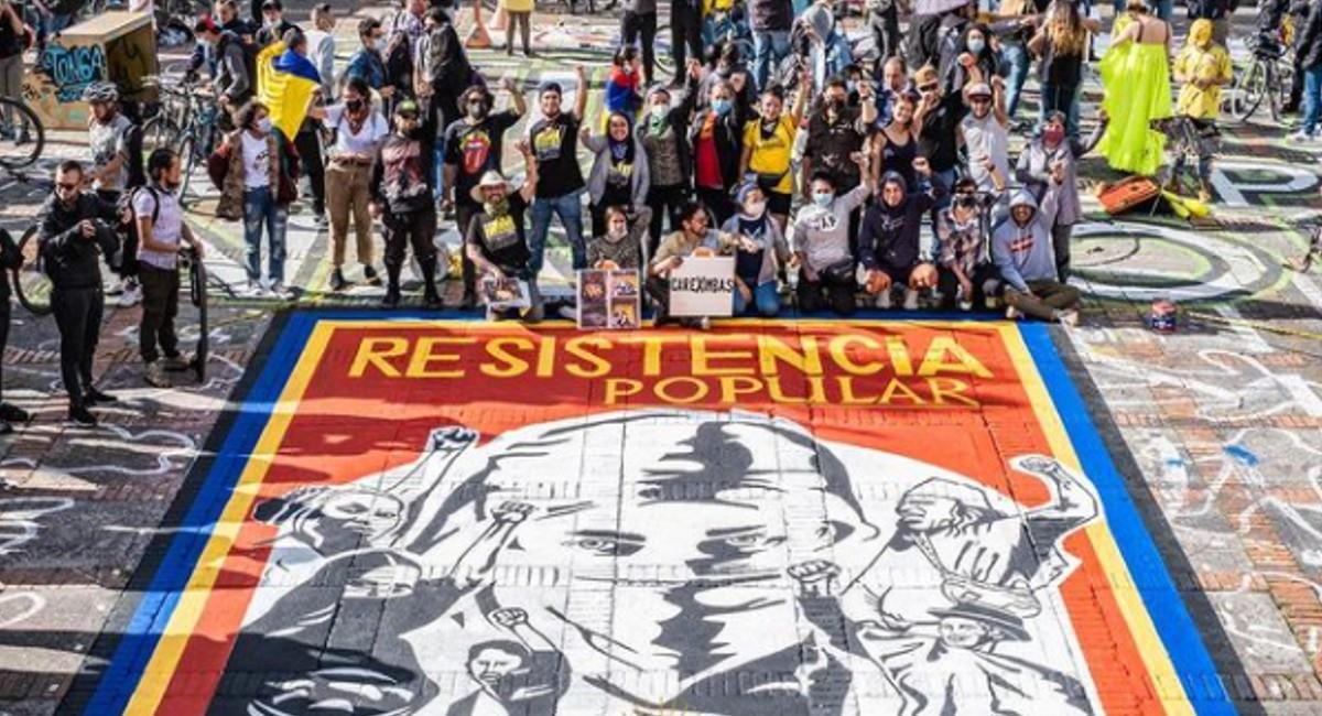 Las manifestaciones están previstas para el próximo martes 28 de septiembre. Foto: Instagram @primeralineacol.