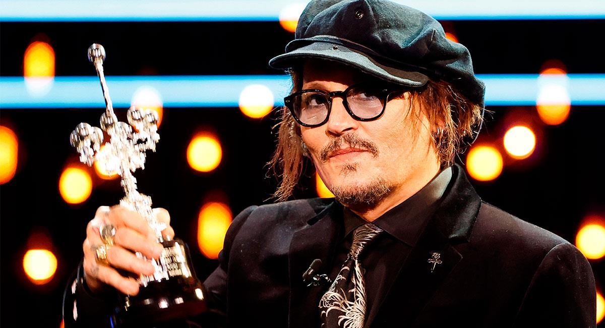 Johnny Depp ha tenido meses difíciles en su carrera por su pleito legal con Amber Heard. Foto: EFE