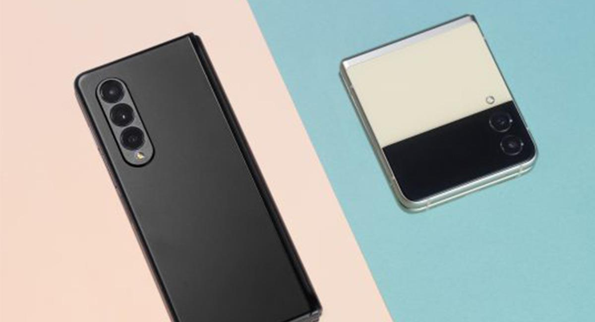 Los nuevos smartphones 'plegables' mantendrán su precio de preventa hasta el 6 de octubre. Foto: Samsung Galaxy