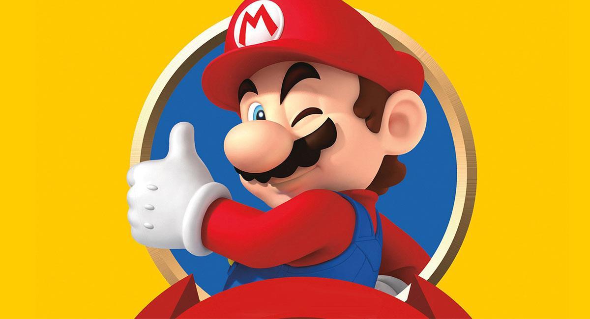 Mario Bros es uno de los personajes de videojuegos más populares del mundo. Foto: Twitter @NintendoAmerica