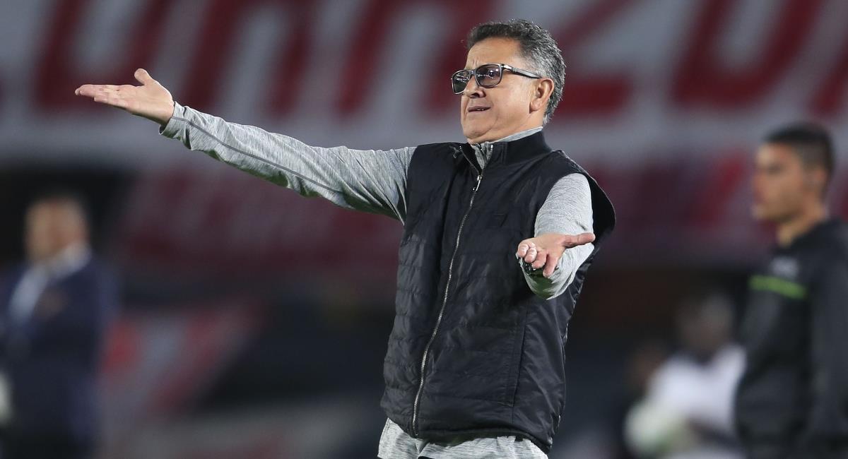 Los tres técnicos que suenen para remplazar a Osorio si sale del América de Cali. Foto: Getty Images