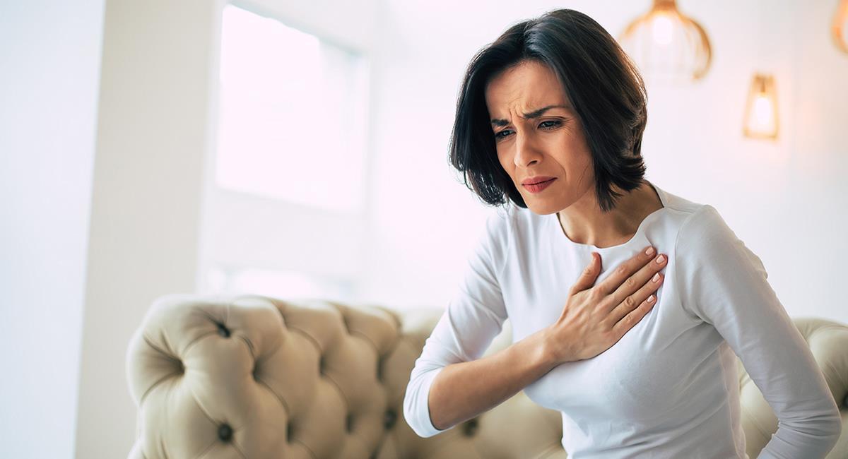 Expertos afirman que la probabilidad de muerte por infarto es mayor en mujeres. Foto: Shutterstock