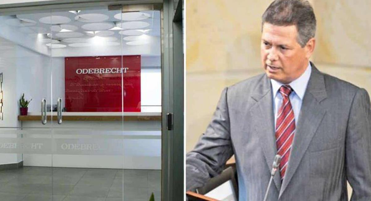Antonio Guerra de la Espriella es considerado culpable en caso Odebrecht por la Corte Suprema de Justicia. Foto: Twitter @NoticiasRCN