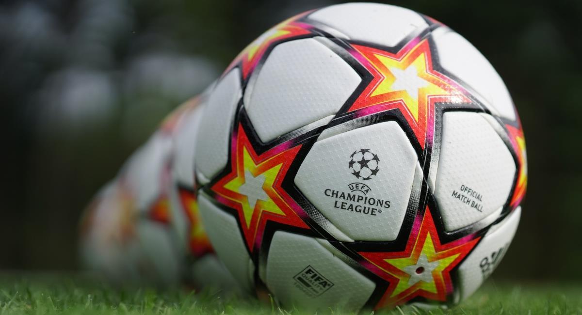 Así jugarán los colombianos en la fecha 2 de la Champions League . Foto: Twitter @ChampionsLeague