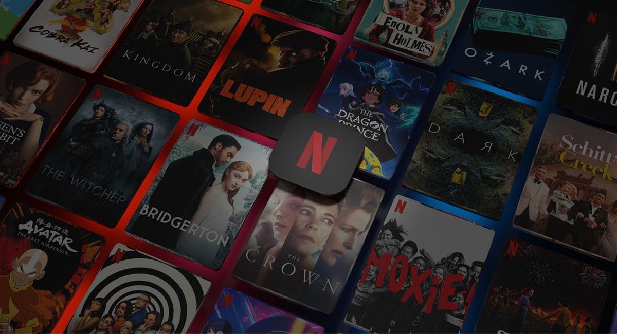 Netflix sigue siendo la plataforma de 'streaming' más popular del mundo. Foto: Twitter @netflix