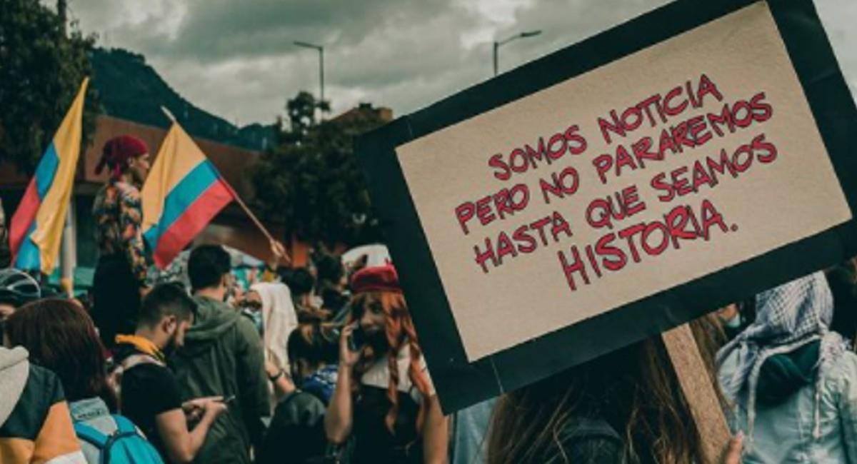 Nuevas marchas se llevarán a cabo durante este martes 28 de septiembre. Foto: Instagram @ acamilob.d.