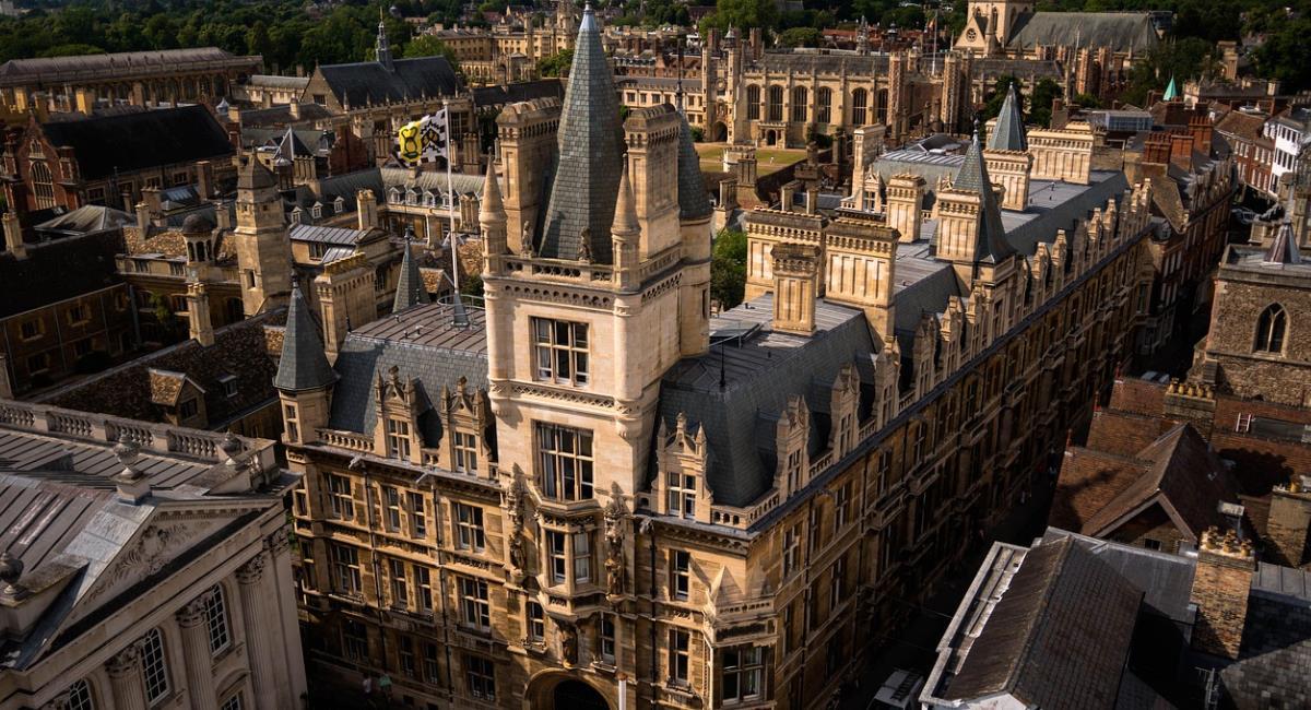 Universidad de Cambridge estará presente en la feria The Student World. Foto: Pixabay