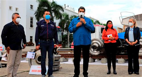 Maduro aprueba recursos para culminar las obras inconclusas de Odebrecht