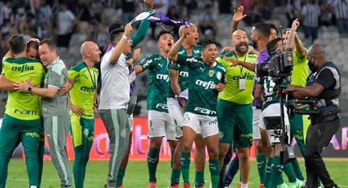 Resultado Atlético Mineiro vs Palmeiras clasificado final Copa Conmebol Libertadores
