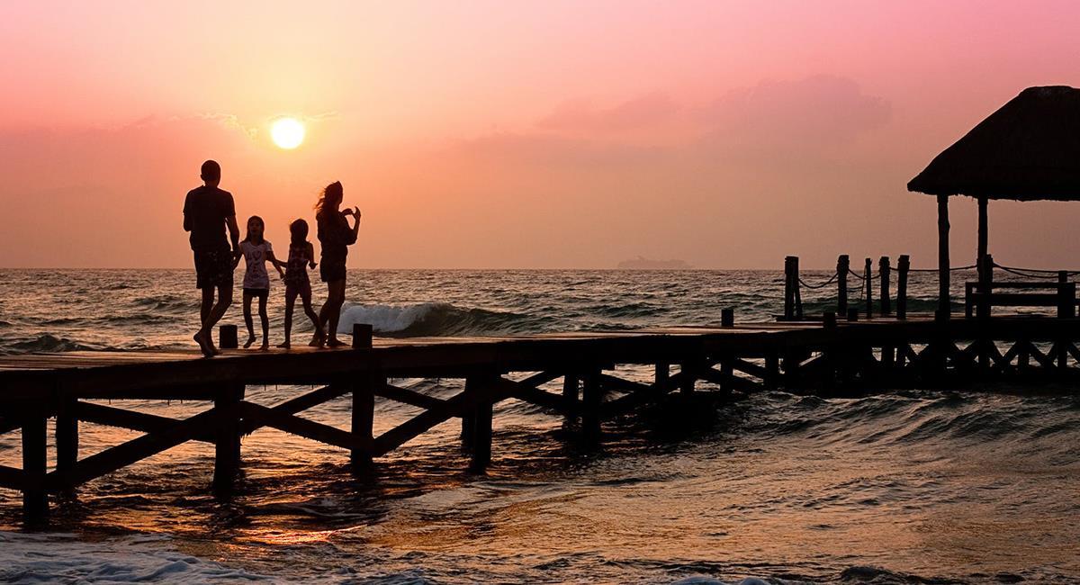 """Las 'vacaciones' cortas, son las más esperadas por los niños, que quieren salir de la """"rutina"""". Foto: Pixabay"""