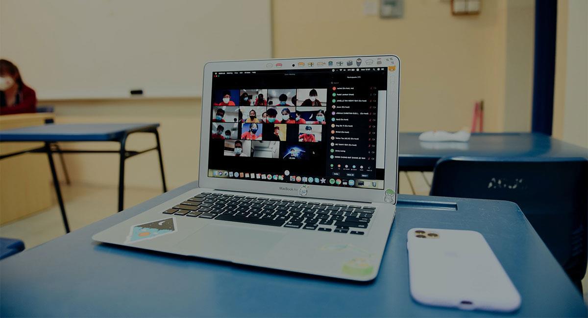 ¿Son las clases virtuales más beneficiosas que las presenciales?. Foto: Unsplash