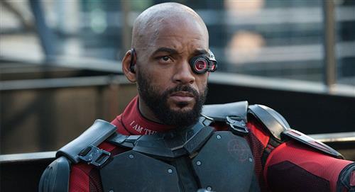 """Will Smith contó por qué no apareció en """"The Suicide Squad"""""""