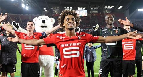 """El Rennes le da un mensaje al mundo del fútbol: """"el PSG no es invencible"""""""