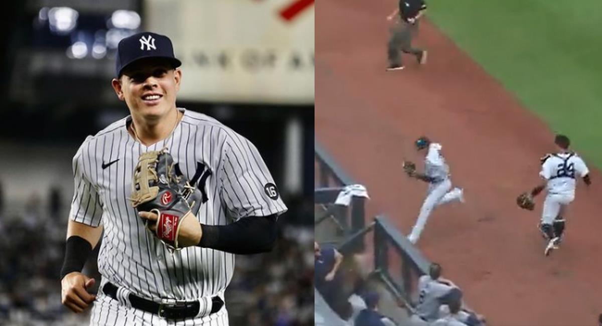 Foto: Twitter Yankees / Instagram Gio Urshela